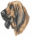 blood006 Bloodhound (small or large design)
