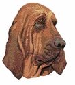 blood008 Bloodhound (small or large design)