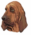 blood009 Bloodhound (small or large design)