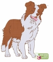 bordercollie122 Border Collie (small or large design)
