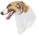 borzoi003 Borzoi (small or large design)