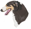 borzoi004 Borzoi (small or large design)
