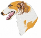 borzoi005 Borzoi (small or large design)