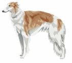 borzoi011 Borzoi (small or large design)