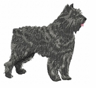 bouvier002 Bouvier des Flandres (small or large design)