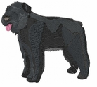 bouvier006 Bouvier des Flandres (small or large design)