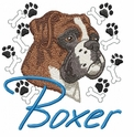 boxer033 Boxer (small or large design)