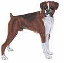 boxer038 Boxer (small or large design)
