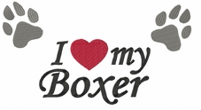 boxer057 Boxer (small or large design)