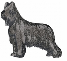 briard004 Briard   (small or large design)