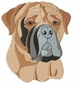 bullmastiff003 Bullmastiff (small or large design)