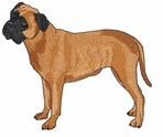 bullmastiff007 Bullmastiff (small or large design)