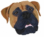 bullmastiff017  Bullmastiff (small or large design)