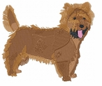 cairn004 Cairn Terrier (small or large design)