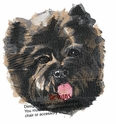 cairn006 Cairn Terrier (small or large design)