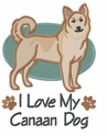 canaandog001 Canaan Dog (small or large design)