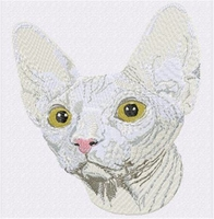 <font color=black>CATS </font color>Embroidery Designs - Click to enlarge