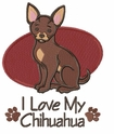 chihuahua001 Chihuahua (small or large design)