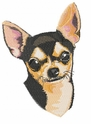 chihuahua003 Chihuahua (small or large design)