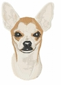 chihuahua005 Chihuahua (small or large design)