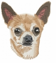 chihuahua007 Chihuahua (small or large design)