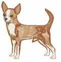 chihuahua008 Chihuahua (small or large design)