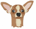 chihuahua011 Chihuahua (small or large design)