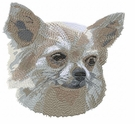 chihuahua025 Chihuahua (small or large design)