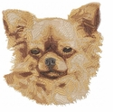 chihuahua026 Chihuahua (small or large design)