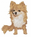 chihuahua027 Chihuahua (small or large design)