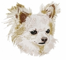 chihuahua031 Chihuahua (small or large design)