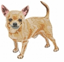 chihuahua033 Chihuahua (small or large design)
