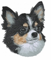 chihuahua036 Chihuahua (small or large design)