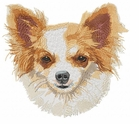 chihuahua039 Chihuahua (small or large design)