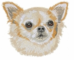 chihuahua042 Chihuahua (small or large design)