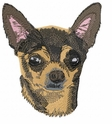 chihuahua049 Chihuahua (small or large design)