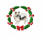 chihuahua1wreath Chihuahua (small or large design)