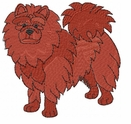 chow010 Chow Chow (small or large design)