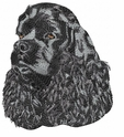 cocker001 Cocker Spaniel (small or large design)