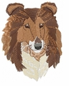 collie020 Collie (small or large design)