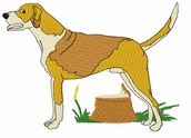 coonhound007 Coonhound  (small or large design)