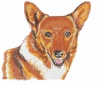corgi003 Welsh Corgi (small or large design)