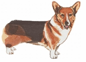 corgi005 Welsh Corgi (small or large design)