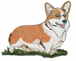 corgi015 Welsh Corgi (small or large design)