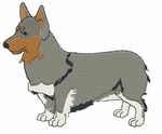 corgi016 Welsh Corgi (small or large design)