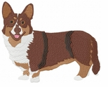 corgi019 Welsh Corgi (small or large design)