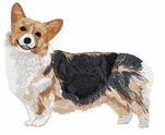 corgi023 Welsh Corgi (small or large design)