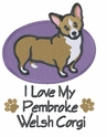 corgi036 Welsh Corgi (small or large design)