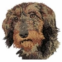 dachs021 Dachshund (small or large design)