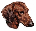 dachs023 Dachshund (small or large design)